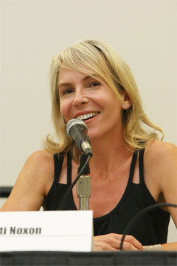 marti noxon comic con panel Marti Noxon to Re Write Disneys Live Action Tinkerbell Movie; Discusses Pride and Prejudice and Zombies Problems (Exclusive)