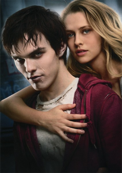 Warm Bodies Art