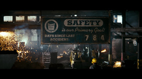 super 8 safety sign 285px Super 8 Blu ray Review: The Best Looking Blu ray of the Year