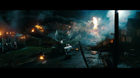 super 8 town destroyed 285px Super 8 Blu ray Review: The Best Looking Blu ray of the Year