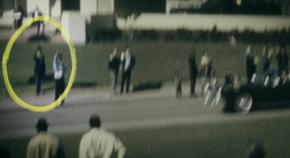 the%20umbrella%20man%20doc The Conversation: What are People Saying About Errol Morriss JFK Assassination Doc, The Umbrella Man?