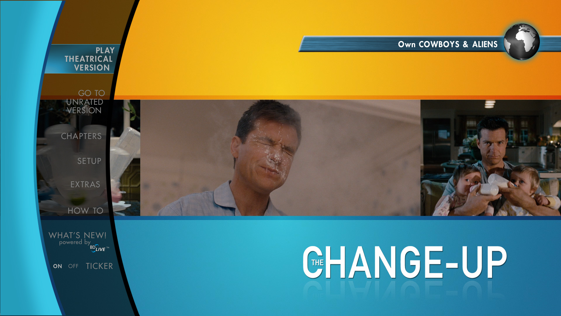 The Change Up Blu Ray Review Have Even More Body Swapping Fun With The Unrated Version Movie News Movies Com