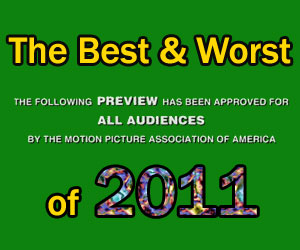 Best and Worst Trailer of 2011