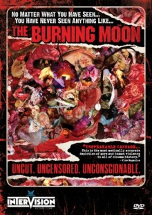 Burning Moon DVD cover