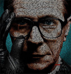Gary Oldman Tinker Tailor Soldier Spy Poster