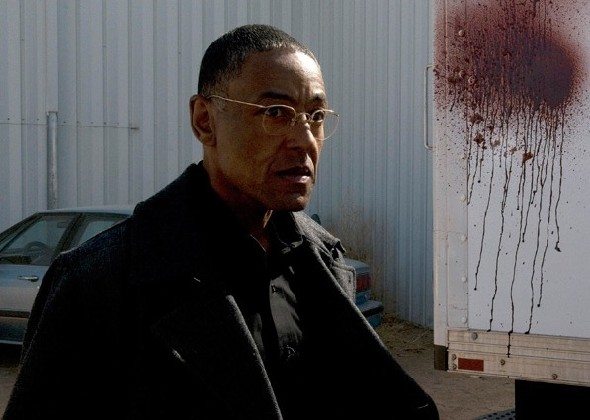 Giancarlo Esposito as Breaking Bad's Gus Fring