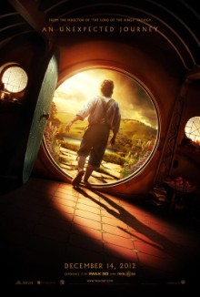Teaser poster for The Hobbit