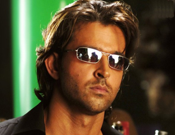 Bollywood actor Hrithik Rothan