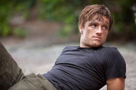 Josh Hutcherson as Peeta