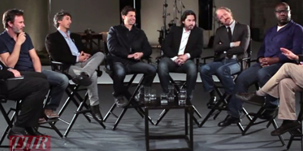 Screen Shot of THR Roundtable