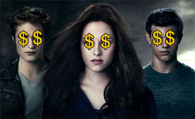 Twilight at the Box Office