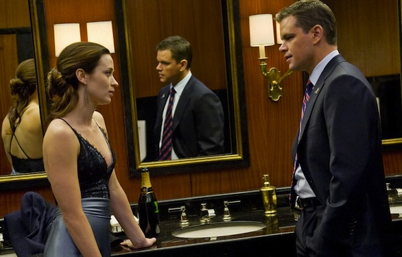 adjustment bureau 5 The Year in Film: The 10 Most Overrated Films Of 2011