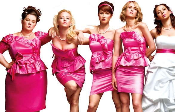 bridesmaids The Week in Movies.com Original Content: 21 Columns, Features and More