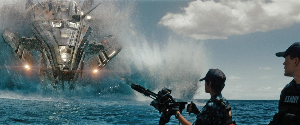 hr Battleship 3 New Trailer:  Battleship (2012)