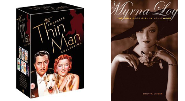 Thin Man Myrna Loy Covers