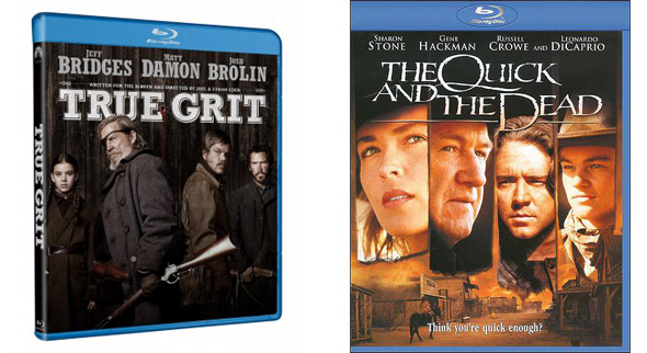 True Grit/Quick covers