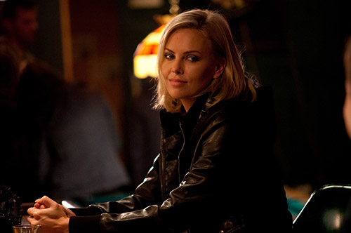 Charlize Theron in Young Adult (Courtesy of Paramount Pictures)