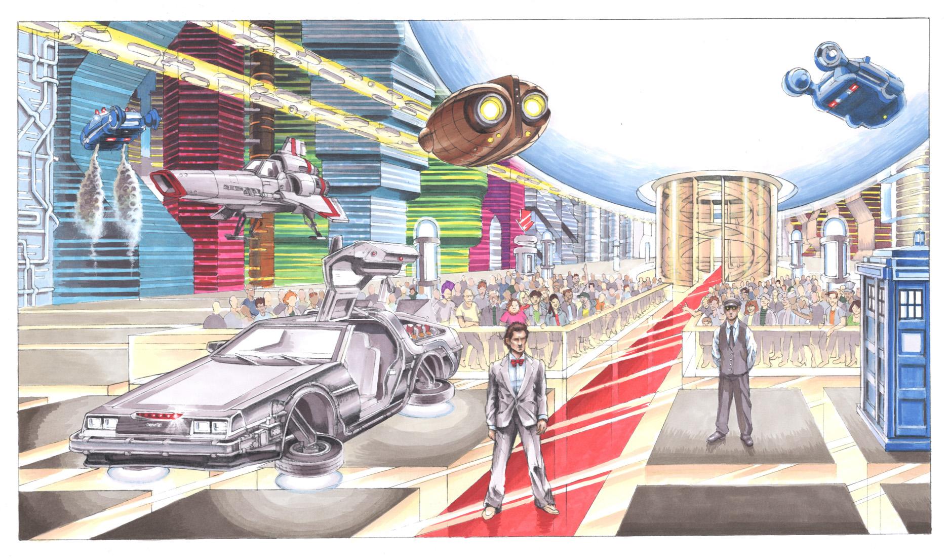 Steven Spielberg To Direct The Nostalgic Sci Fi Adventure