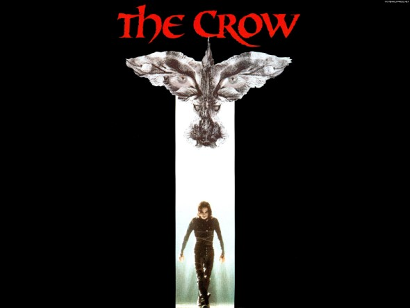 Crow%20(590%20x%20443) Update: The Crow Remake Already Moving Forward Post Lawsuit, Hires New Writer and Director