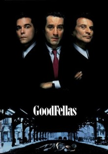 Goodfellas poster art