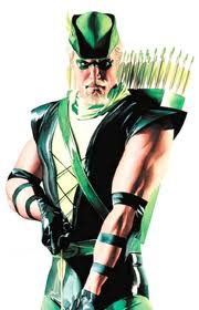 Green Arrow Comic Character