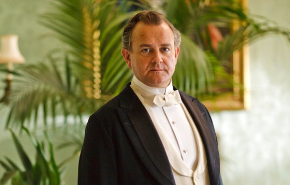 Hugh Bonneville in Downton Abbey