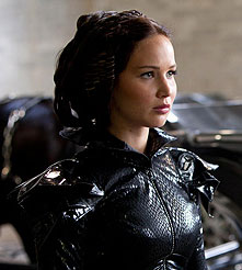 Katniss' Opening Ceremony Costume