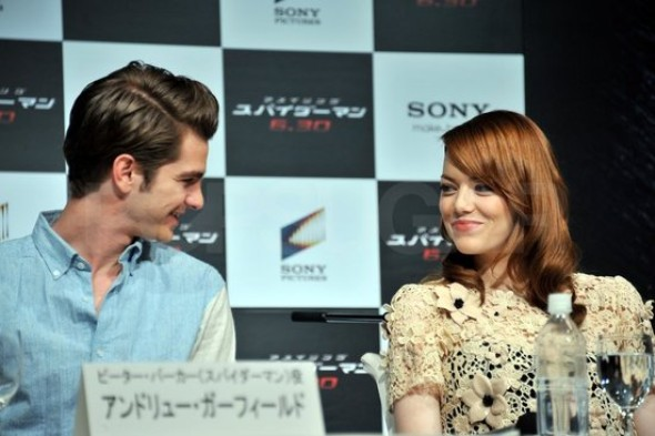 Spider-Man Tokyo press conference