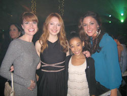 The Hob with Jackie Emerson and Amandla Stenberg