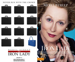 The Iron Lady Posters