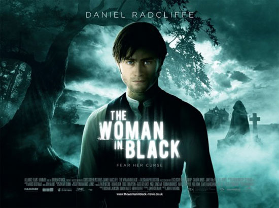 The Woman in Black UK Quad