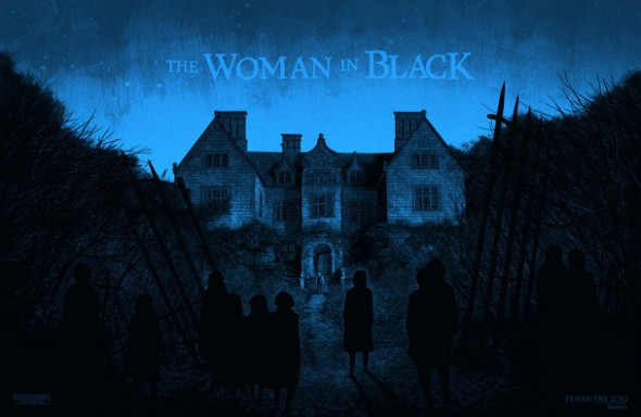 Woman in Black teaser poster