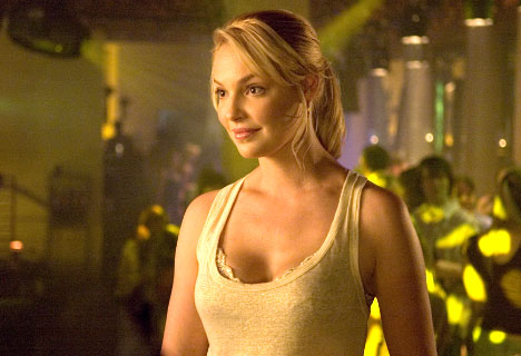 Katherine Heigl in Knocked Up.