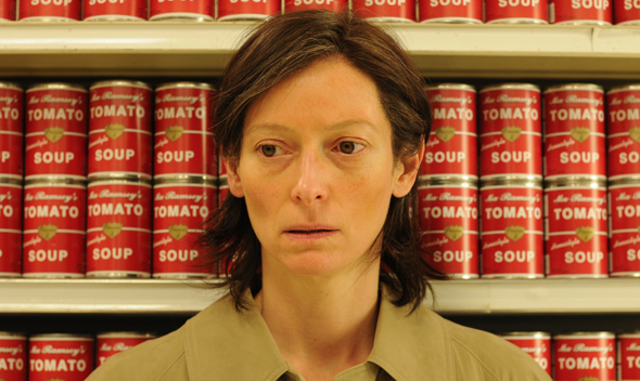 Tilda Swinton in KEVIN still