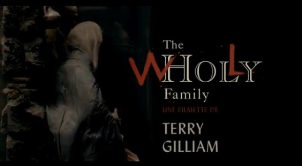 Teaser for The Wholly Family