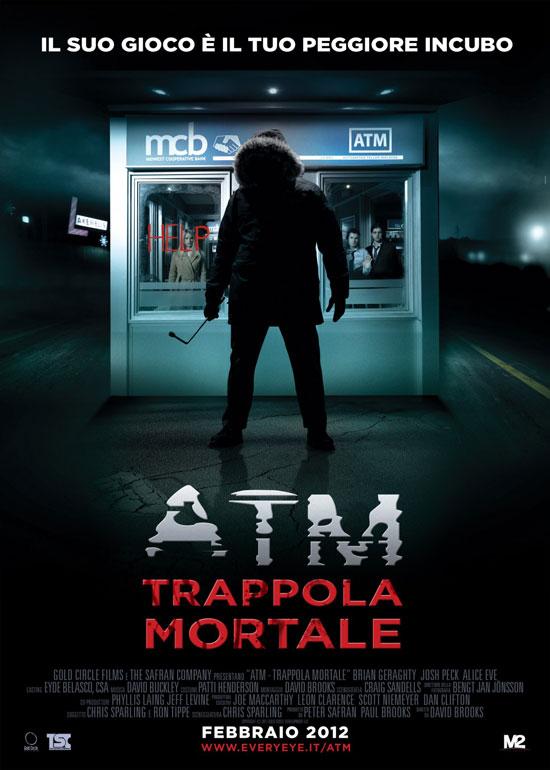 ATM Italian Poster