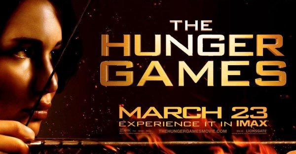 Hunger Games IMAX Banner