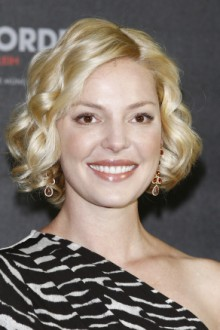 Actress Katherine Heigl