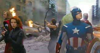The Avengers Super Bowl Spot