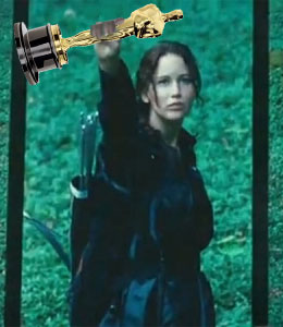 Oscar for The Hunger Games