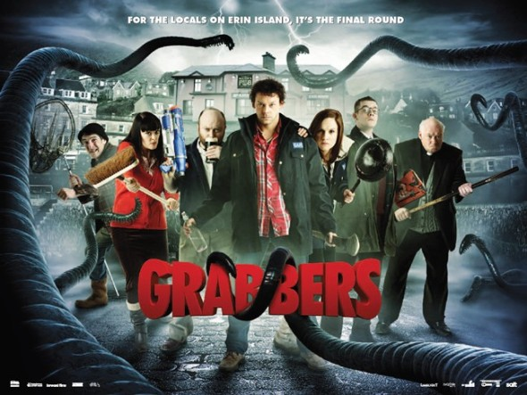 Poster for Grabbers
