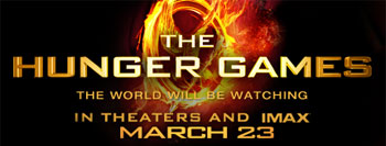 Hunger Games on March 23