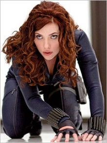 Scarlett Johannson as Black Widow