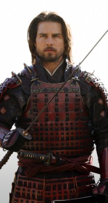 Tom Cruise in Last Samurai