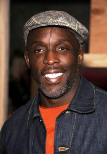 Actor Michael K. Williams