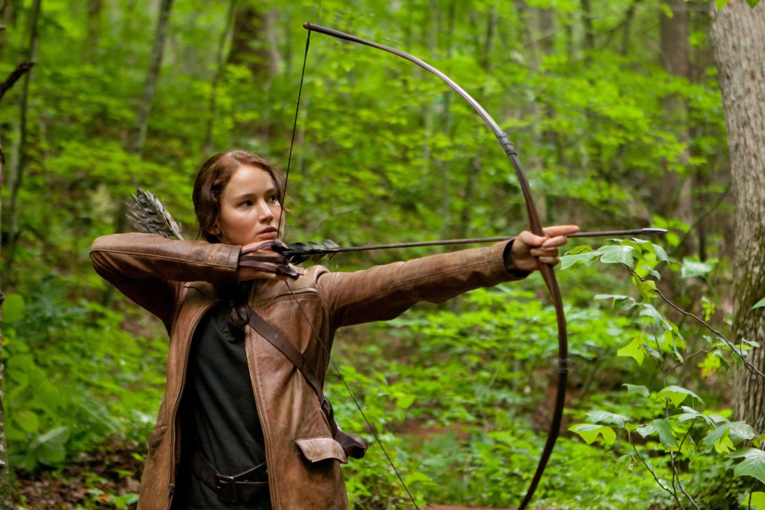 The Hunger Games 4 The Hunger Games Devours Weekend Box Office with Third Biggest Opening of All Time