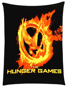 Hunger Games Blanket