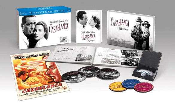 casablanca bd set Buy Me, Rent Me, Forget Me A Stunning 70 Anniversary &#39Casablanca&#39 Set, &#39In The Land of Blood and Honey,&#39 &#39Corman&#39s World&#39 and More