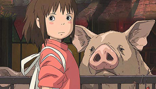 Spirited Away still