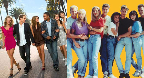 90210 character comparison